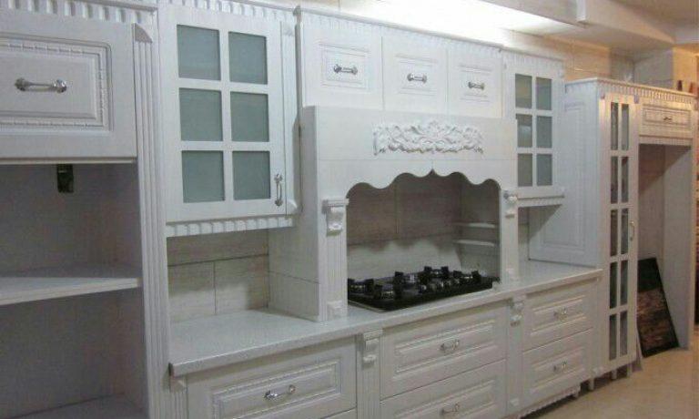 تقارن کابینت آشپزخانه