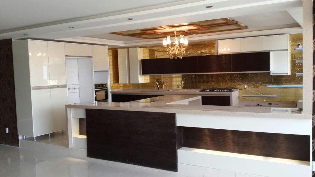 کابینت آشپزخانه مدرن در کرج